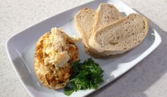 Baked Cromer Crab Thermidor #recipe by #localchef Andy Snowling