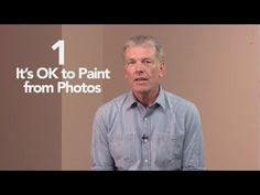 Top 10 Tips for Painting From Photos with Ian Roberts - YouTube