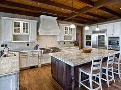 Great cabinetry and layout.