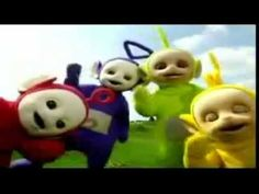 Opening song teletubbies