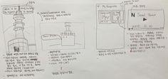 Grasper : Wireframe Sketch 2