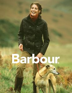 Barbour - I've lived next to this factory all my life and it's only the last 5 years that have seen this company get any respect.