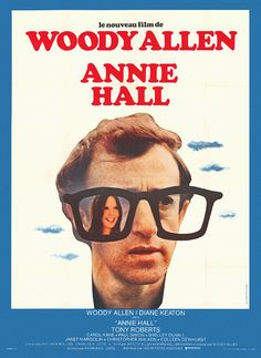 Annie Hall (Woody Allen, 1977) French design by Jouineau Bourduge