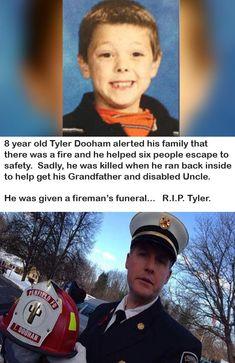 RIP Tyler... Such a brave kid
