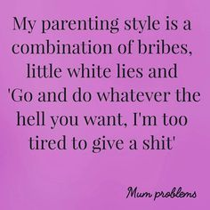 Parenting humour Funny