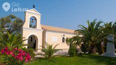 Παναγία των Βλαχερνών λευκαδα - Panagia ton Blaxerna Lefkada