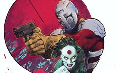 Weird Science DC Comics: PREVIEW: Suicide Squad Most Wanted: Deadshot & Kat...