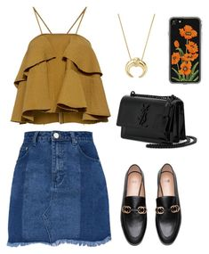 """""""#4"""" by chavelles on Polyvore featuring Rachel Comey, Yves Saint Laurent, Zero Gravity and Bloomingdale's"""