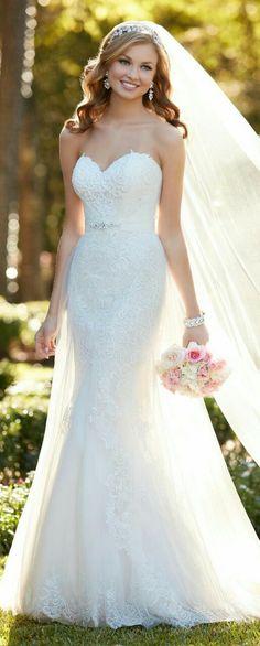 Stella York Fall 2015 Bridal Collection | Pinterest | Stella york ...