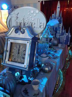 Cinderella Tea Party | CatchMyParty.com