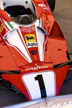 Ferrari 312 T2 #NikiLauda