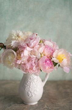 Peony Photography - French Peonies