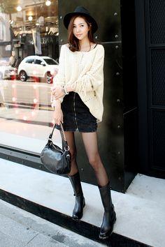 #ulzzang #fashions #korean