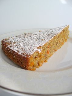 Carrot and walnut cake Carrot And Walnut Cake, Carrot Cake, Cake Recipes, Dessert Recipes, Turkish Kitchen, No Cook Desserts, Turkish Recipes, Cake Ingredients, Carrots