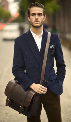 The secound picture in the article Corduroy boy over at IAMGALLA. Model: Adam Gallagher.