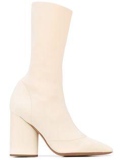 8111f1ed07a Shop Yeezy Season 4 high heel sock boot.