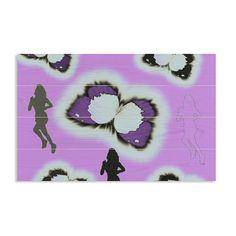 Kunst op Hout MWL Design 60 x 40 cm van MWL Design NL Art - Interior - Design op DaWanda.com