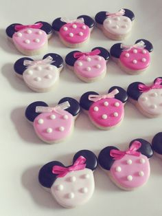 minnie mouse baby shower table settings | minnie mouse baby shower pink dessert table kids birthday party disney