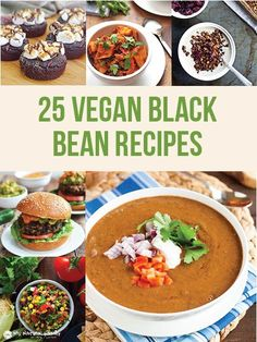 25 of the Best Vegan Black Bean Recipes