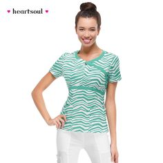 8ed919848bc Find printed scrubs and nursing uniforms that are as unique as you are!  Whether it's for a holiday or every day, we carry the best patterns and  prints.