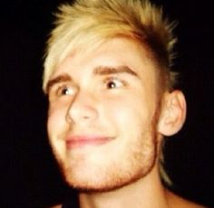 I have also made this face... Colton Dixon