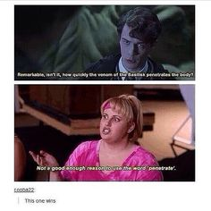 Harry Potter and Pitch Perfect #crossover
