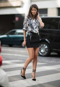 Street Style (summer Inspirations) // HAATI CHAI