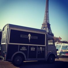 Food Truck - Glace Glazed - Paris