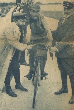 Octave Lapize TDF Winner 1910
