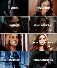 Our Supernatural girls The Hunter~Allison Argent~ The Werecoyote~Malia Hale~ The Banshee~Lydia Martin~ The Lightning Kitsune~Kira Yukimura~