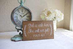 Hand painted with scripture - birthday or graduation gift idea. Wood Windows, Old Barns, Weathered Wood, Home Signs, Custom Paint, Graduation Gifts, Wedding Signs, Plywood, Etsy Seller