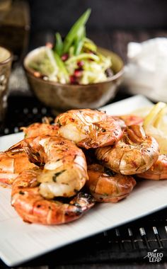Spice up your grill rotation with these mouth-tingling jumbo shrimp.