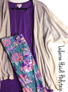 Purple perfection! Visit link and then click to join group for first dibs on outfits!