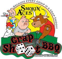 Smokin' Aces Crap Shoot BBQ Team