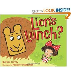 Lion's Lunch? by Fiona Tierney