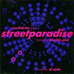 DJ Ajele — Streetparadise 3 (Zweinächte Goes Streetparadise – Hosted by Blushin Pink)