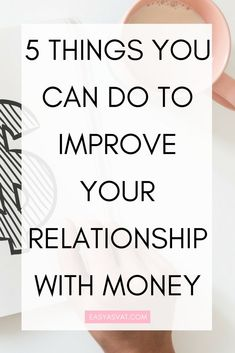 5 things you can do to improve your relationship with money — The Independent Girls Collective Business Advice, Online Business, Business Motivation, Business Entrepreneur, Business Quotes, Independent Girls, All Family, Finance Tips, Healthy Relationships