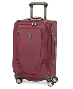 Travelpro Crew 10 International Carry-On Spinner >>> Additional details at the pin image, click it  : Travelpro