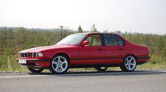 BMW 7 series 1987 — отзыв владельца AVG86 — DRIVE2.RU