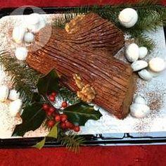 Buche de Noel (Polano bożonarodzeniowe) @Allrecipes.pl http://allrecipes.pl/przepis/503/buche-de-noel--polano-bo-onarodzeniowe-.aspx