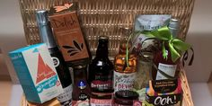 Devon, Hamper, Competition, Country, Drinks, Drinking, Beverages, Rural Area, Drink