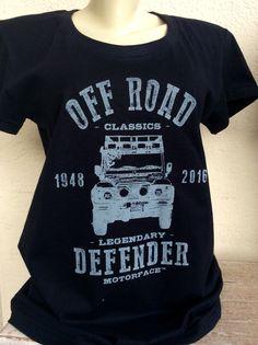 OffRoad - Black T Masc