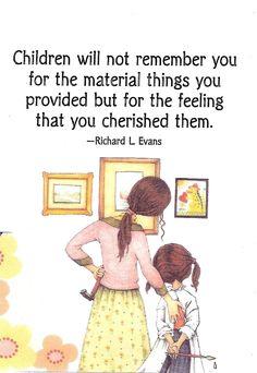 Children Will not Remember Material Things Fridge Magnet Mary Engelbreit Artwork   eBay