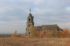 Церковь Михаила Архангела, Павловка