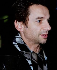 Dave Gahan of Depeche Mode Paper Monsters Tour