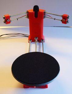 Picture of Ciclop 3D scanner (BQ & Horus)