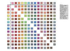 Prismacolor Pencils Color Chart   Recent Photos The Commons Galleries World Map App Garden Camera Finder ...