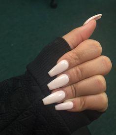 @natalia_giselle Glam Nails, Beauty Nails, Gorgeous Nails, Pretty Nails, Hair And Nails, My Nails, Really Cute Nails, Ballerina Nails, Nagel Gel