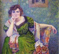 theo van rysselberghe/1862-1926 - Pictify - your social art network