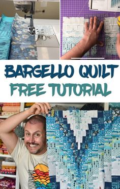 Bargello Quilt Free Tutorial - Mister Domestic Free pattern for quilt and pillow insideYou can. Colchas Quilt, Bargello Quilt Patterns, Bargello Quilts, Quilt Block Patterns, Quilt Blocks, Scraps Quilt, Hexagon Quilt, Quilt Kits, Canvas Patterns